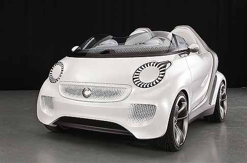 Smart - Smart Forspeed Concept Electric Drive