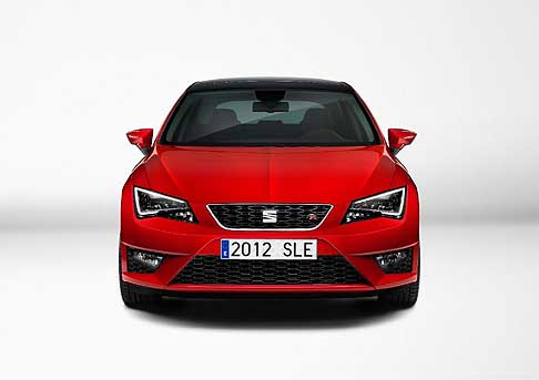 Seat - The New Seat Leon 2012 FR
