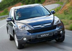 Honda CR-V Tour