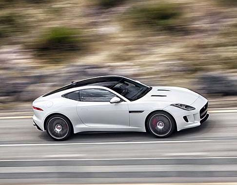 Jaguar F-Type Coupè R