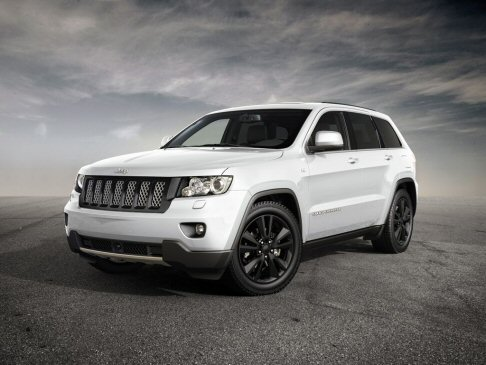 Jeep Grand Cherokee S Limited MY 2012