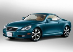 Lexus SC430 Eternal Jewel