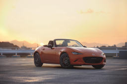 Mazda MX-5 30th Anniversary Edition Racing Orange