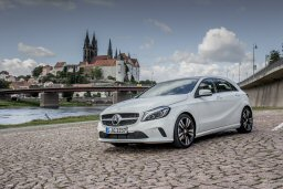 Mercedes-Benz Classe A Next 2017