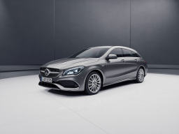Mercedes-Benz CLA Shooting Brake Night Edition