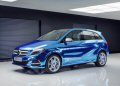 Mercedes-Benz Classe-B Electric Drive