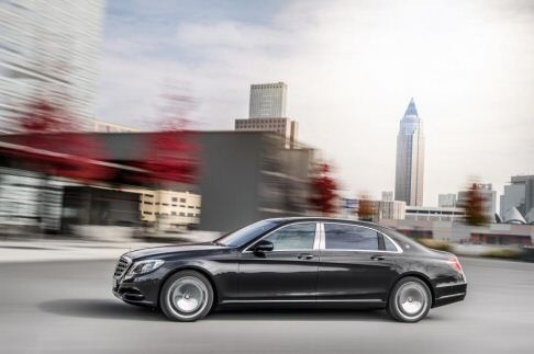 Mercedes-Benz Maybach Classe S