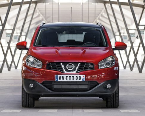 nissan qashqai 1 6 dci pure drive suv. Black Bedroom Furniture Sets. Home Design Ideas