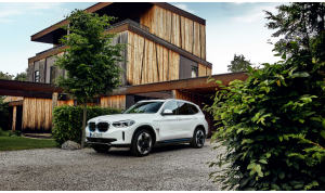 BMW iX3: l´atteso reveal