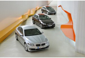 Nuova BMW Serie 5, nuovo look e pi� efficienza