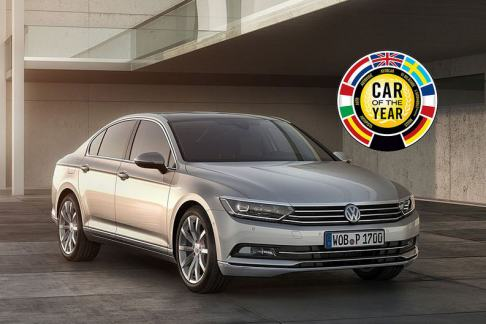 Car of the year 2016: le sette finaliste