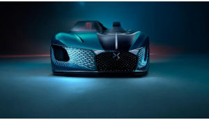 DS X e-tense: il futuro in una dream car