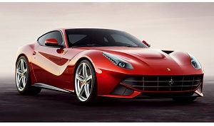 Ferrari F12 berlinetta al debutto in California