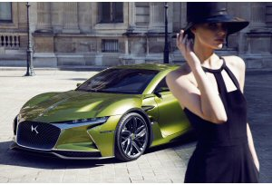 Festival Automobile International: in vetrina DSV-02 e DS E-Tense