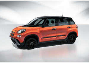 Fiat 500L City Cross: trendy e dinamica