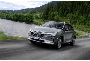 Hyundai Nexo: per una mobilità pure and green