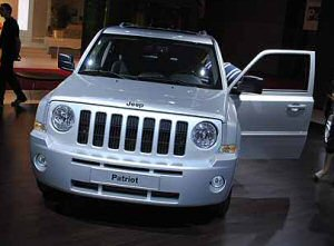 Jeep Patriot arriva nelle concessionarie