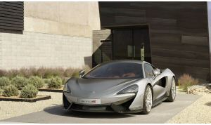 La McLaren 570S  Coupè debutta a New York