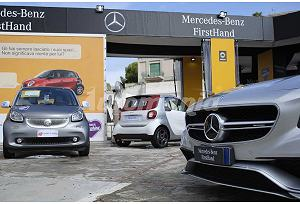 80^ Fiera del Levante: in prima fila Firsthand Mercedes-Benz