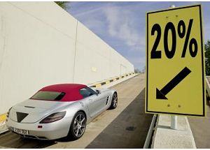 Ultima scoperta Mercedes-Benz: SLS AMG Roadster