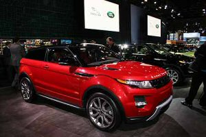 Land Rover: a New York le ultime novità