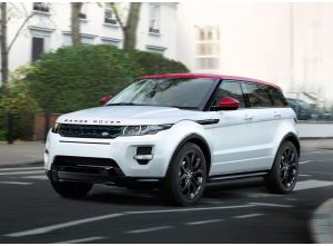 Range Rover Evoque NW8 Special Edition all'International Auto Show di Montreal