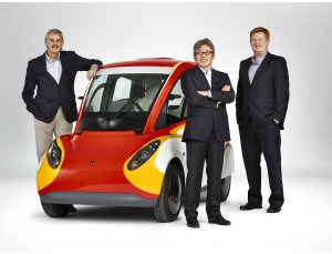 Shell Concept: presentata la eco city car