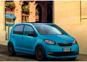 Skoda Citigo Design Edition: urban car per neopatentati