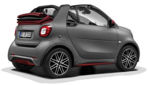 Smart: nuova limited full electric