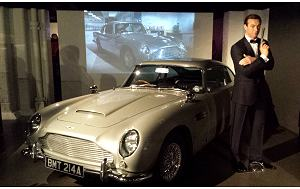 Museo Bond in Motion a Londra