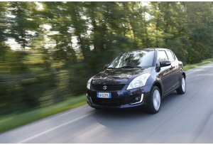 Suzuki Swift: è boom di vendite