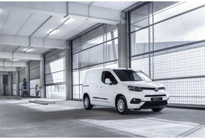 Toyota Proace City: proposta light per i professionisti