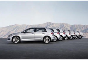 Volkswagen Golf: evergreen dalla lunga vita