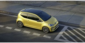 Volkswagen Up: arriva il restyling