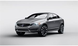 S60 Cross Country, Volvo reinventa la berlina