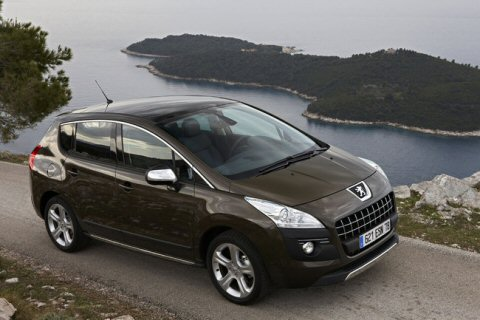 Peugeot 3008 Pack Rossignol Experience