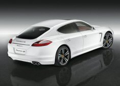 Porsche Panamera 4S Middle East Edition