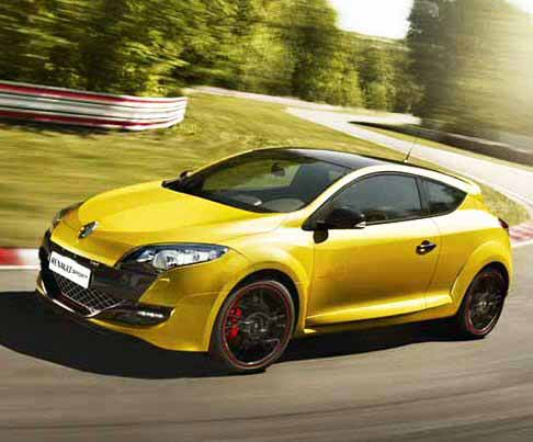 Renault - renault megane rs trophy auto sportiva