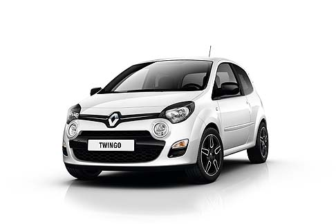 Renault Twingo MY 2014 Night & Day