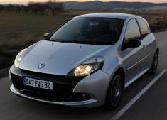 Renault Clio Sport restyling