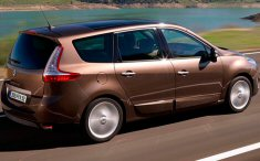 Renault Grand Scenic restyling