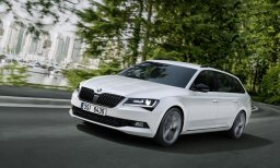 Skoda Superb Wagon SportLine