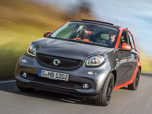 Smart Forfour sport edition #1