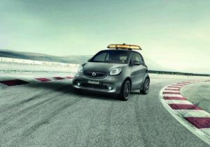 Smart Fortwo limited #1/  limited #2