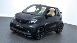 Smart Fortwo Sunseeker