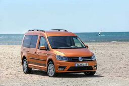 Volkswagen Caddy Beach 2015