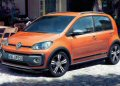 Volkswagen Cross up! 2017