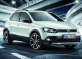 Volkswagen CrossPolo Urban White