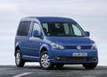 Volkswagen Caddy Bluemotion 2013