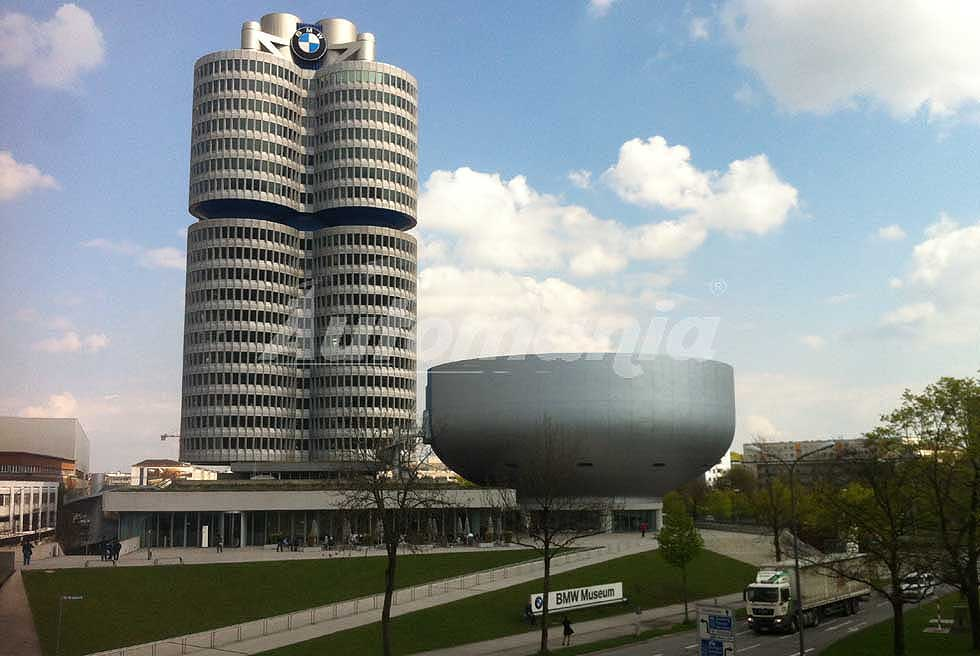BMW-Museum Museo